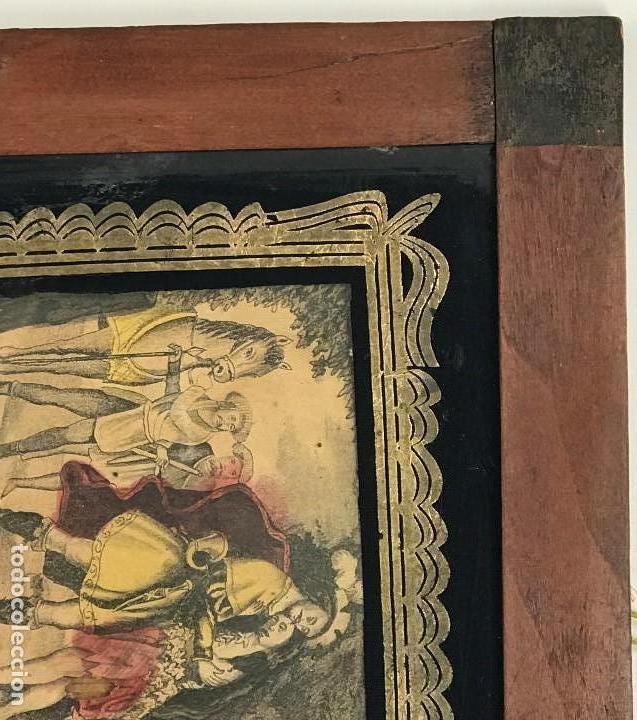 Arte: LITOGRAFÍAS ANTIGUAS DE LA FABRICA ESTAMPAS SANTA MARIA MALAGA-SXIX - Foto 5 - 120226919