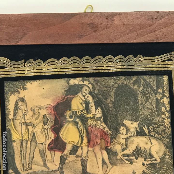 Arte: LITOGRAFÍAS ANTIGUAS DE LA FABRICA ESTAMPAS SANTA MARIA MALAGA-SXIX - Foto 6 - 120226919