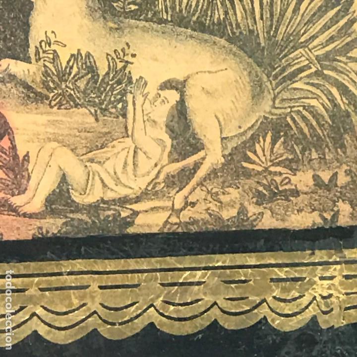 Arte: LITOGRAFÍAS ANTIGUAS DE LA FABRICA ESTAMPAS SANTA MARIA MALAGA-SXIX - Foto 19 - 120226919