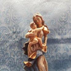 Arte: VIRGEN CON NIÑO EN BRAZOS. Lote 120515635