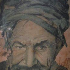 Arte: MAX MOREAU (1902-1992) - ANTIGUA LITOGRAFÍA FIRMADA A LÁPIZ. Lote 120537987