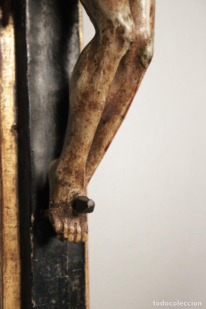 Arte: Crucifijo español del siglo XVIII. - Foto 5 - 120959759