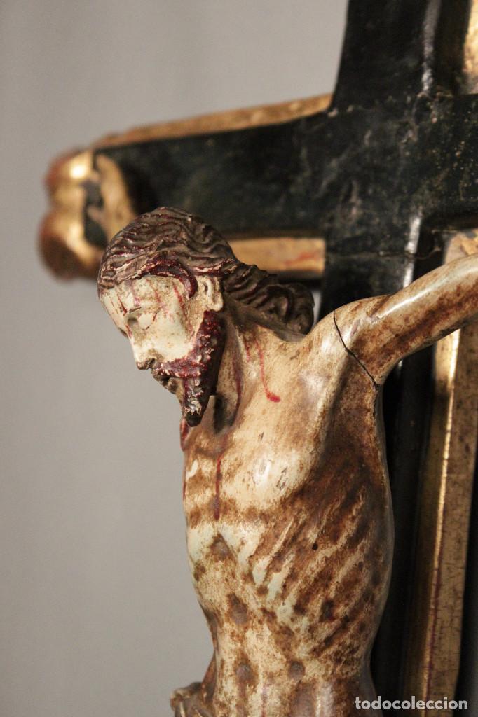 Arte: Crucifijo español del siglo XVIII. - Foto 8 - 120959759