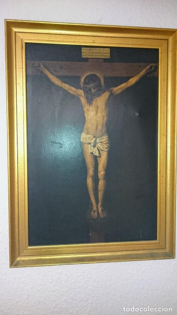 reproducción de cristo crucificado, velázquez y - Comprar Pintura ...