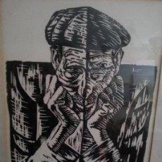 Arte: AMALIO GARCIA DEL MORAL. Lote 121378727