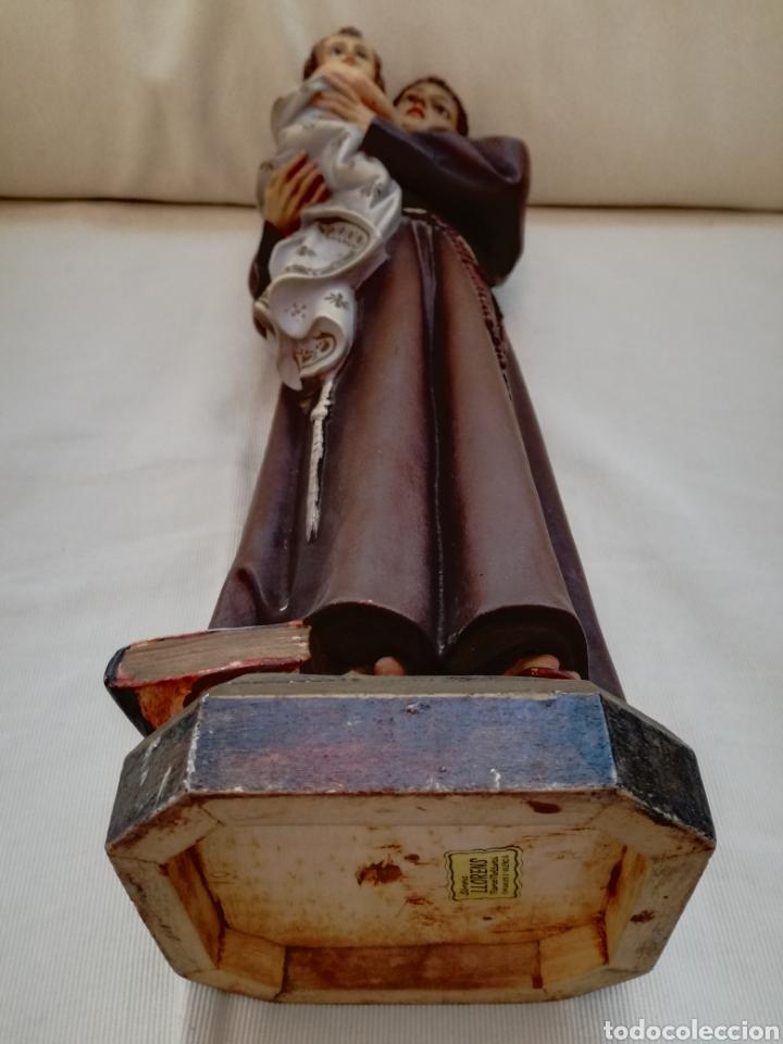 Arte: Escultura de San Antonio. - Foto 6 - 121631308