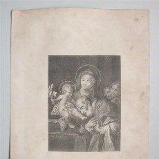 Arte: ANTIGUA LITOGRAFÍA DE SAN FELIPE NERI (SIGLO XIX). Lote 155278418