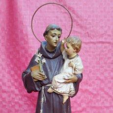 Arte: IMAGEN RELIGIOSA SAN ANTONIO OLOT. Lote 121790936