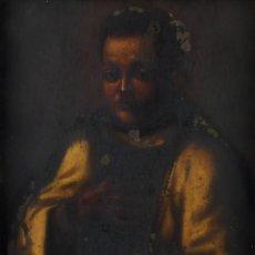 Arte: ÓLEO SOBRE COBRE -SAN PABLO DE LA CRUZ- S.XVIII. Lote 122453375