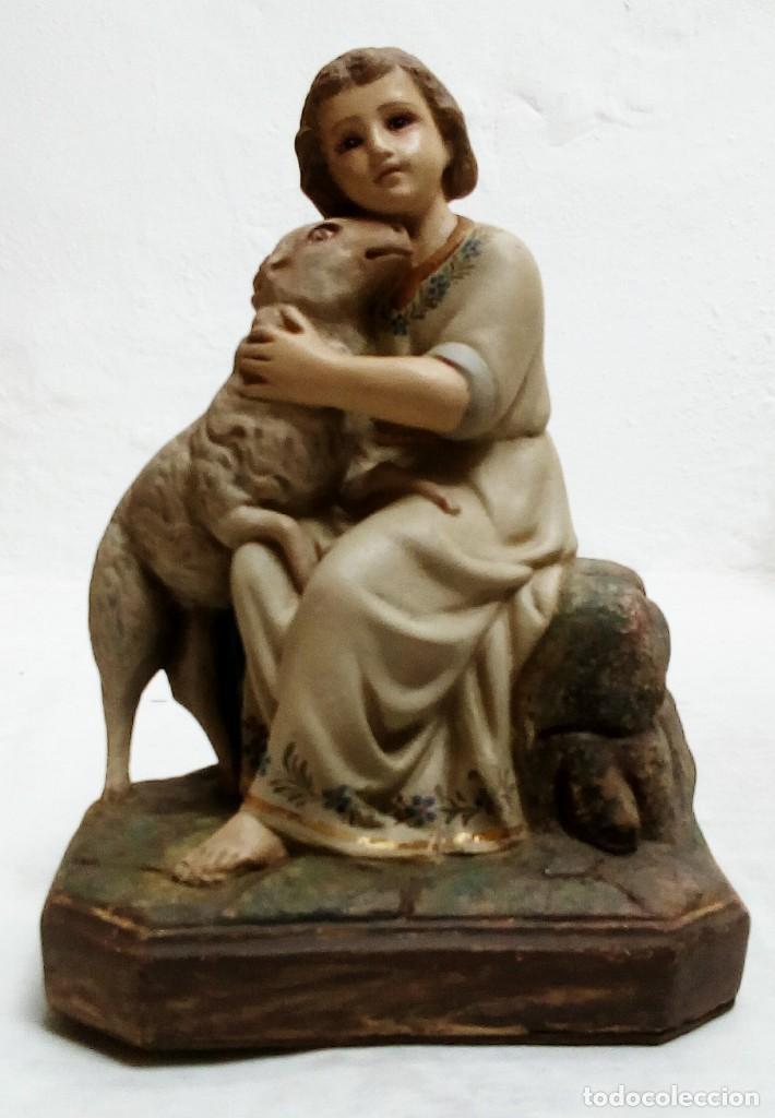 SAN JUANITO DE OLOT (Arte - Arte Religioso - Escultura)