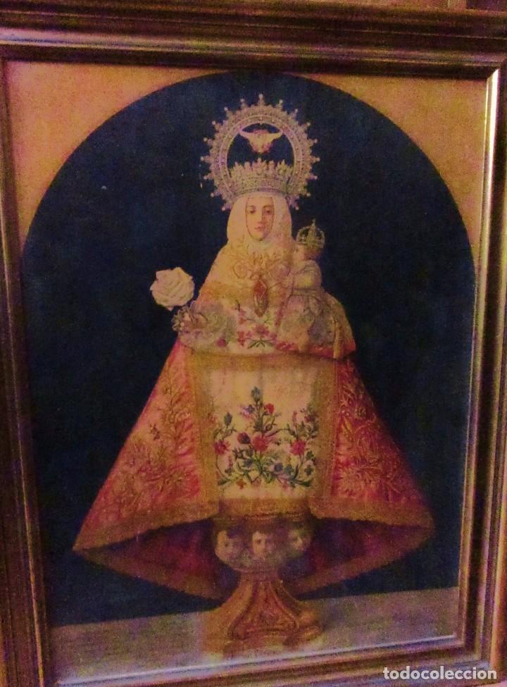 VIRGEN DE COVADONGA, SALVADME Y SALVAD A ESPAÑA (Arte - Arte Religioso - Pintura Religiosa - Otros)