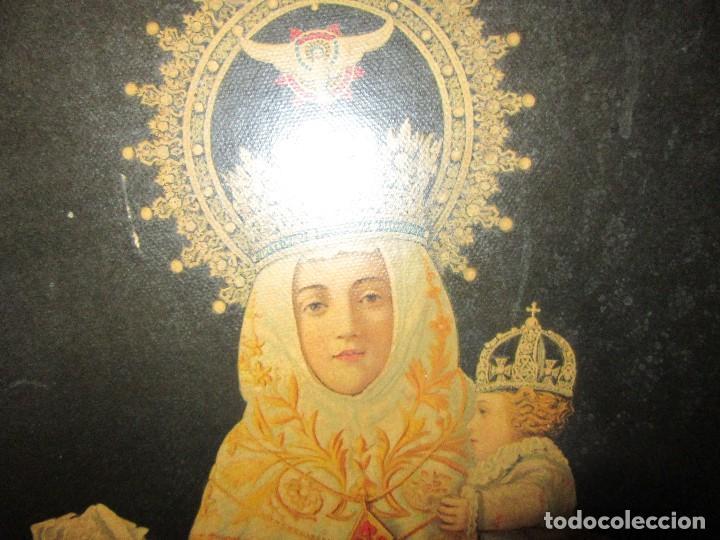 Arte: VIRGEN DE COVADONGA, SALVADME Y SALVAD A ESPAÑA - Foto 4 - 123333171