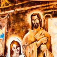 Arte: JESUS,MARIA Y JOSE. Lote 125311243