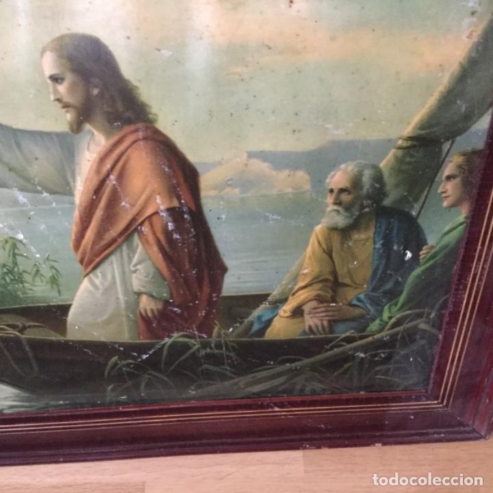 Arte: Lamina religiosa - Foto 3 - 125951219