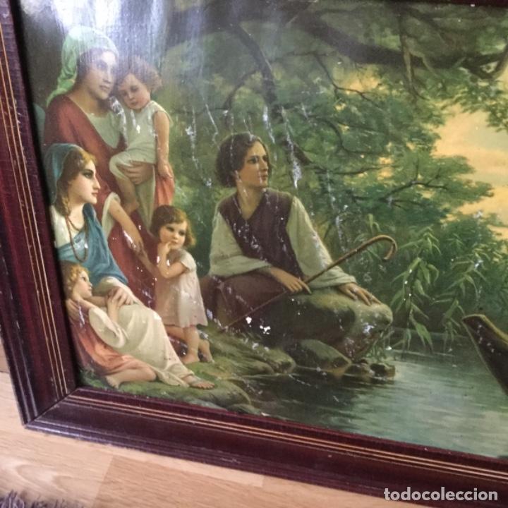 Arte: Lamina religiosa - Foto 4 - 125951219