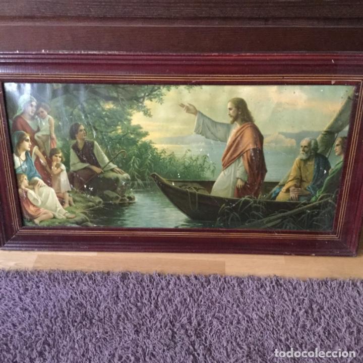 Arte: Lamina religiosa - Foto 5 - 125951219