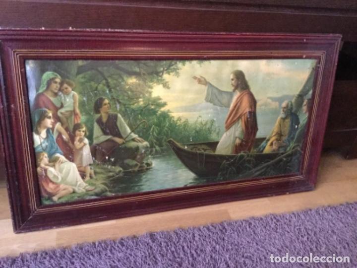 Arte: Lamina religiosa - Foto 6 - 125951219
