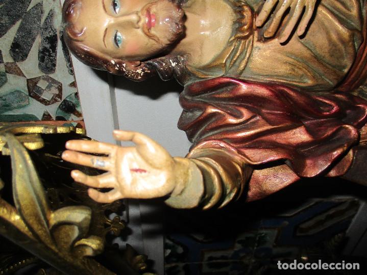 Arte: Sagrado corazon de Jesus - Foto 7 - 126158735