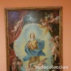 Arte: VIRGEN ASCENSIÓN. MATEO CEREZO (1637-1666). Lote 126599635