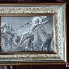 Arte: BAJANDO A CRISTO DE LA CRUZ.. Lote 127739843