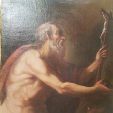 Arte: SAN JERÓNIMO S.XVII. Lote 127785618
