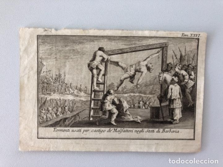 LOTE DE 10 GRABADOS SIGLO XVIII . RELIGIOSO (Arte - Arte Religioso - Grabados)
