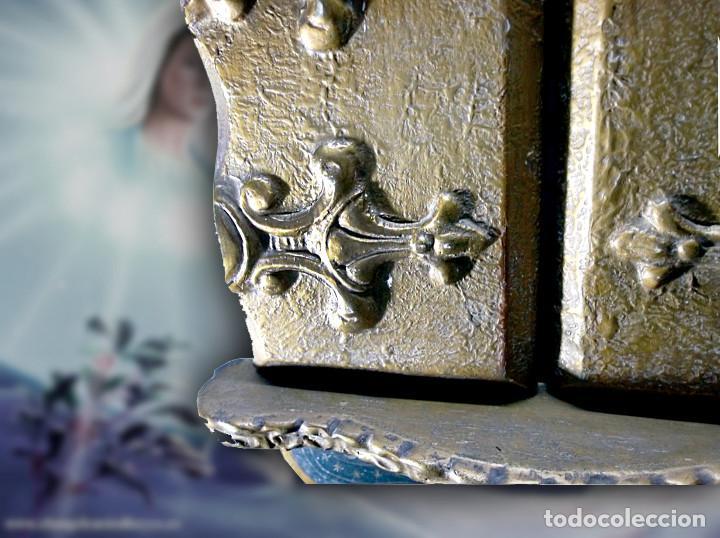 Arte: Antiguo Tríptico de La Madoninna, de Roberto Ferrutzi - Foto 9 - 128223735
