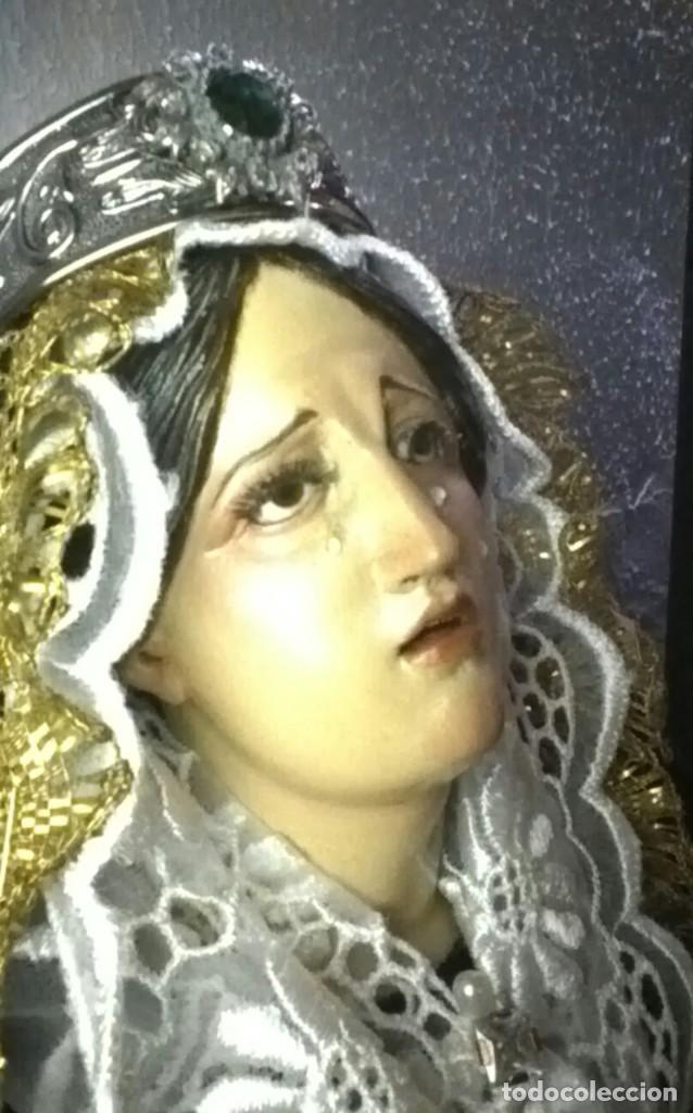 VIRGEN SEDENTE DE VESTIR (Arte - Arte Religioso - Escultura)