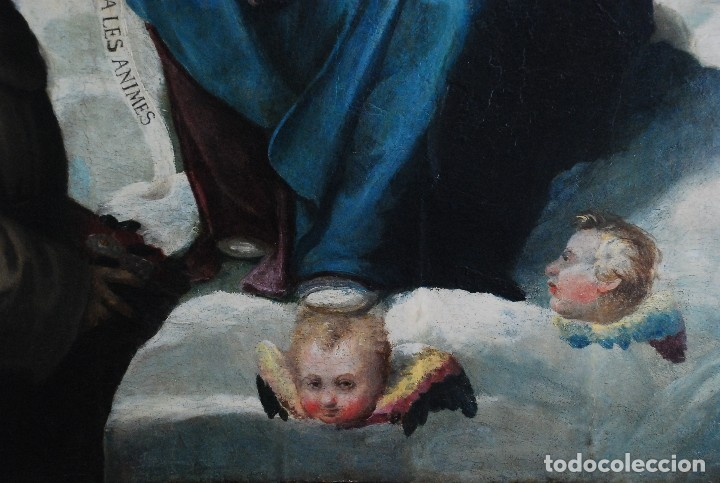 Arte: ESPECTACULAR PINTURA ÓLEO SOBRE TABLA SIGLO XVI - Foto 9 - 128662335