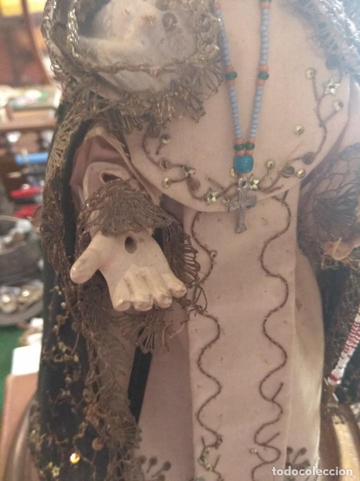 Arte: Escultura de San Jacinto - Terracota XIX - Leer Descripción - - Foto 7 - 129098003
