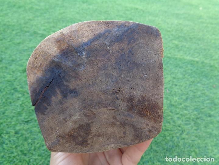 Arte: bonita talla de virgen en madera - Foto 10 - 129733715