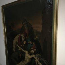 Arte: ÓLEO SOBRE LIENZO S.XVII-XVIII. Lote 130211246