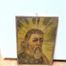 Arte: RETRATO DE SANTIAGO S.XVII, PINTURA OLEO SOBRE LIENZO.. Lote 130221903