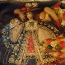 Arte: OLEOS LIENZOS ANGELES Y ARCANGELES SAN GABRIEL ARCABUCERO. Lote 130960296