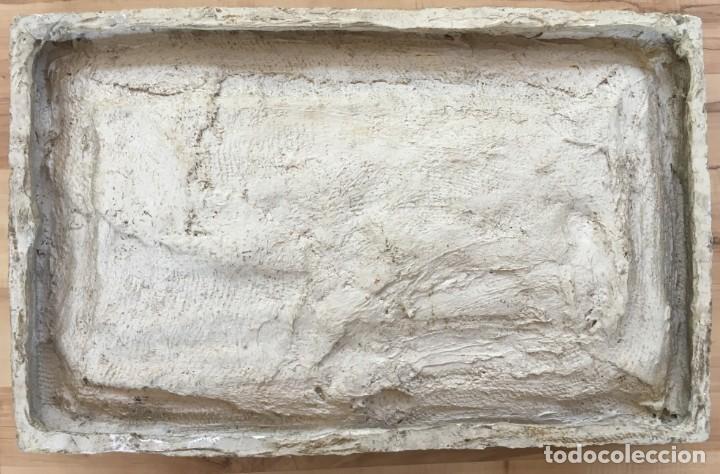 Arte: ANTIGUA SANTA CENA EN ESTUCO DE LOS TALLEROS DE OLOT - Foto 11 - 131155384