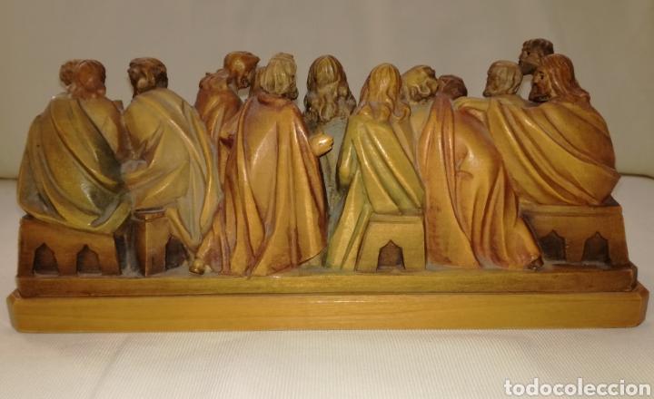 Arte: Santa Cena Madera Tallada - Foto 3 - 131170728