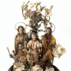Arte - SAGRADA FAMILA DE CAP I POTA - S. XIX - 132538838