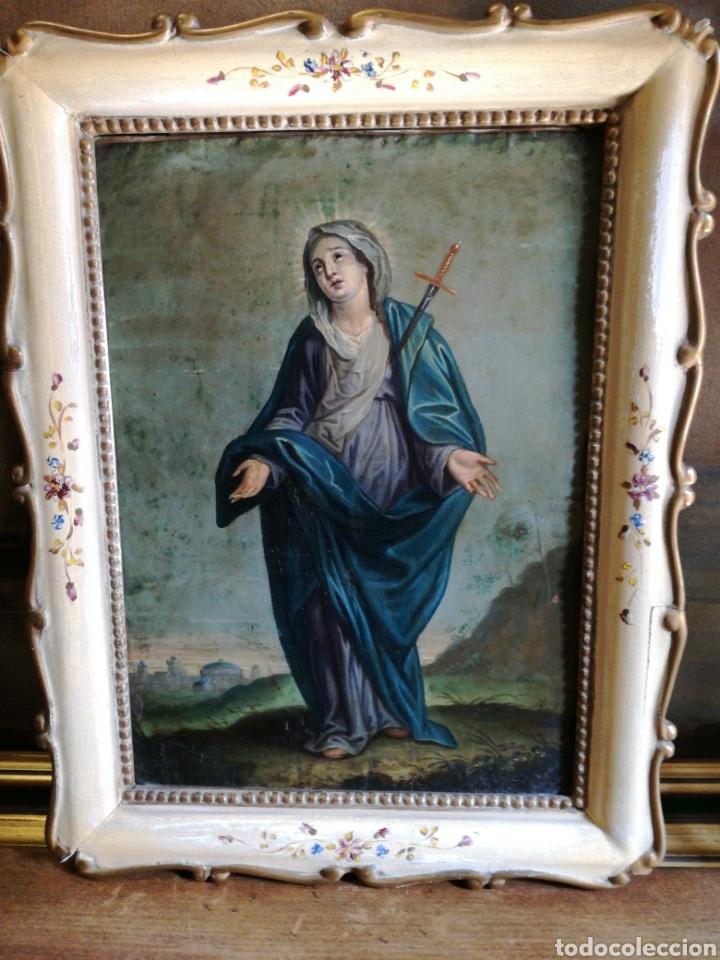 DOLOROSA (Arte - Arte Religioso - Pintura Religiosa - Oleo)