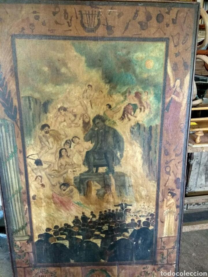 PINTURA RELIGIOSA PASSION SEGUN SN. MATEO (Arte - Arte Religioso - Pintura Religiosa - Otros)