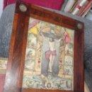 Arte: LÁMINA COLOREADA ORIGINAL SIGLO XIX.. Lote 132805430