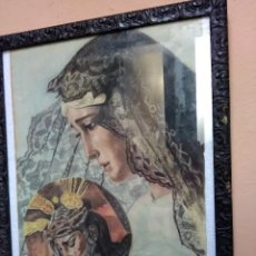 Arte: PRECIOSO CUADRO HECHO A MANO FIRMADO.. Lote 132917370