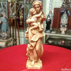 Arte: VIRGEN MARIA CON EL NIÑO JESUS. Lote 133378906