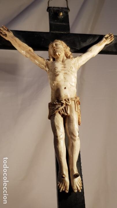 CRUCIFIJO (Arte - Arte Religioso - Escultura)