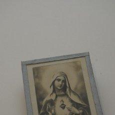 Arte - Imagen de la Virgen y el Sagrado Corazón - 133694366