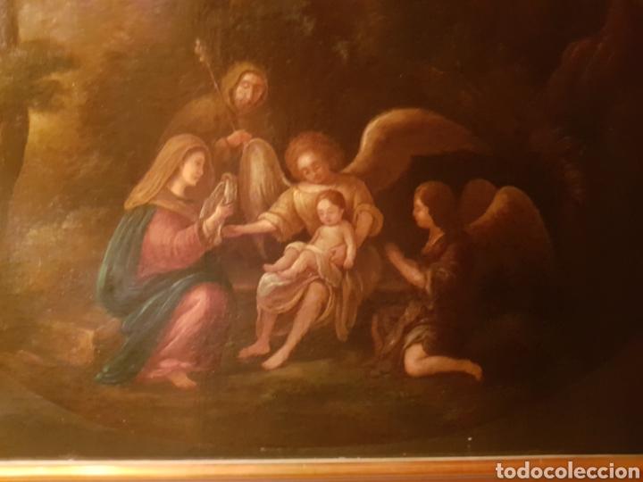 Arte: Oleo en lienzo siglo xix - Foto 4 - 133777373