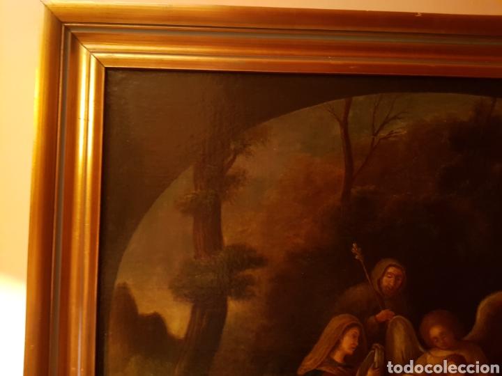 Arte: Oleo en lienzo siglo xix - Foto 6 - 133777373