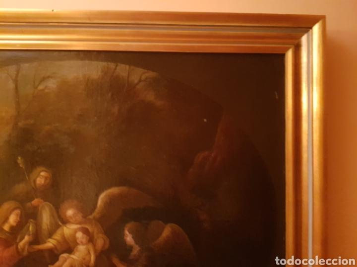Arte: Oleo en lienzo siglo xix - Foto 7 - 133777373