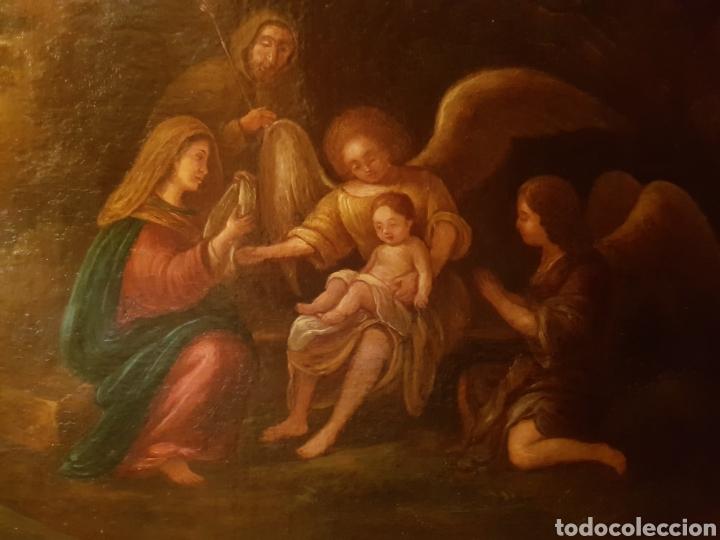 Arte: Oleo en lienzo siglo xix - Foto 9 - 133777373