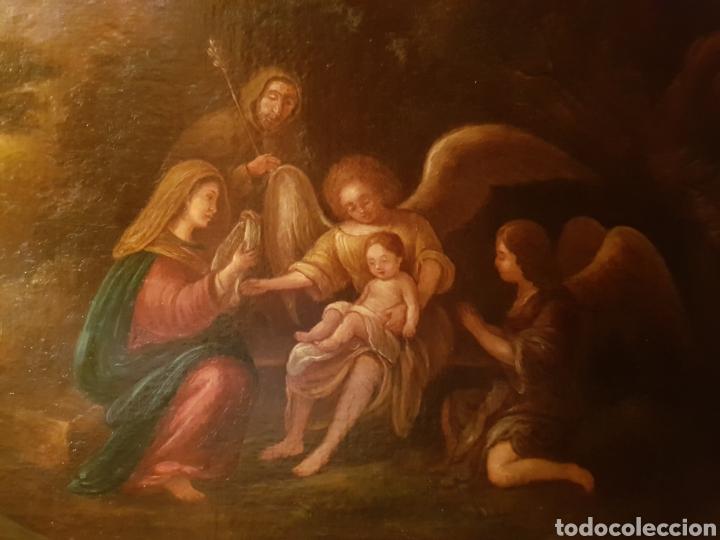 Arte: Oleo en lienzo siglo xix - Foto 10 - 133777373
