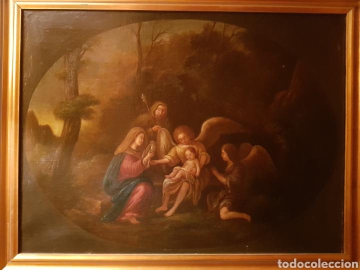 Arte: Oleo en lienzo siglo xix - Foto 11 - 133777373